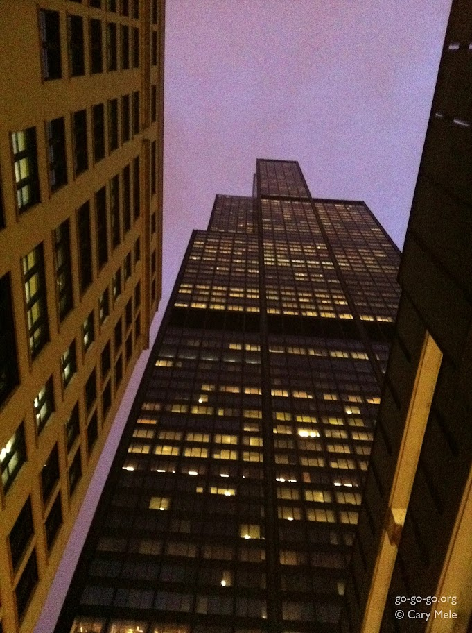 Everyday Photo: Formerly Sears Tower by Cary Mele