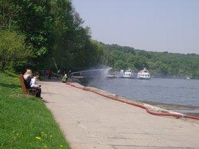 Москва река фото