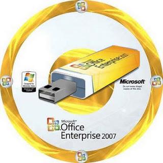 Microsoft Office 2007 Enterprise Portable không cần cài đặt