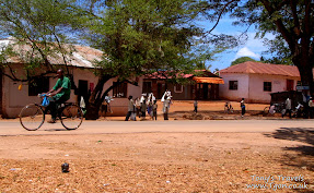 Makunduchi main street
