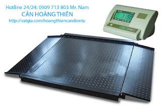 cân sàn điện tử yaohua a12 10 tấn