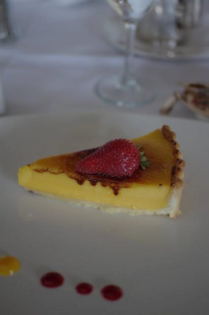 lemon burlee tart