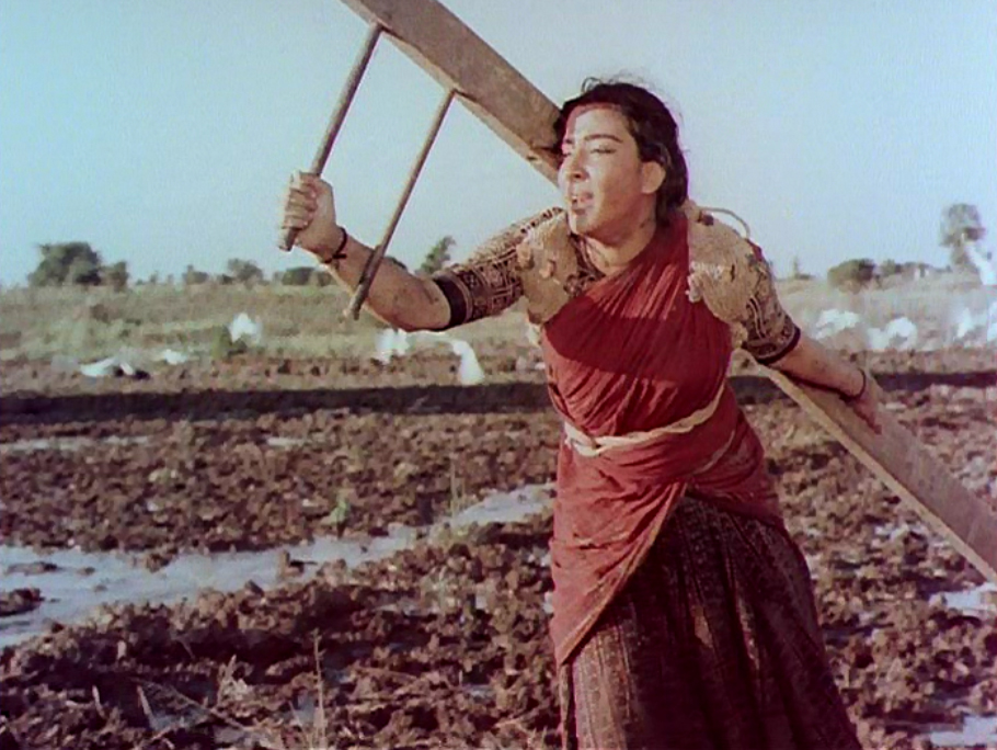 40 movies, 40 pieces of thought.: Mother India