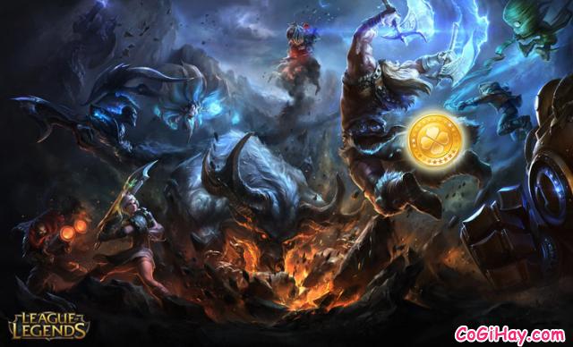 Tải Liên Minh Huyền Thoại mới nhất- download game LOL