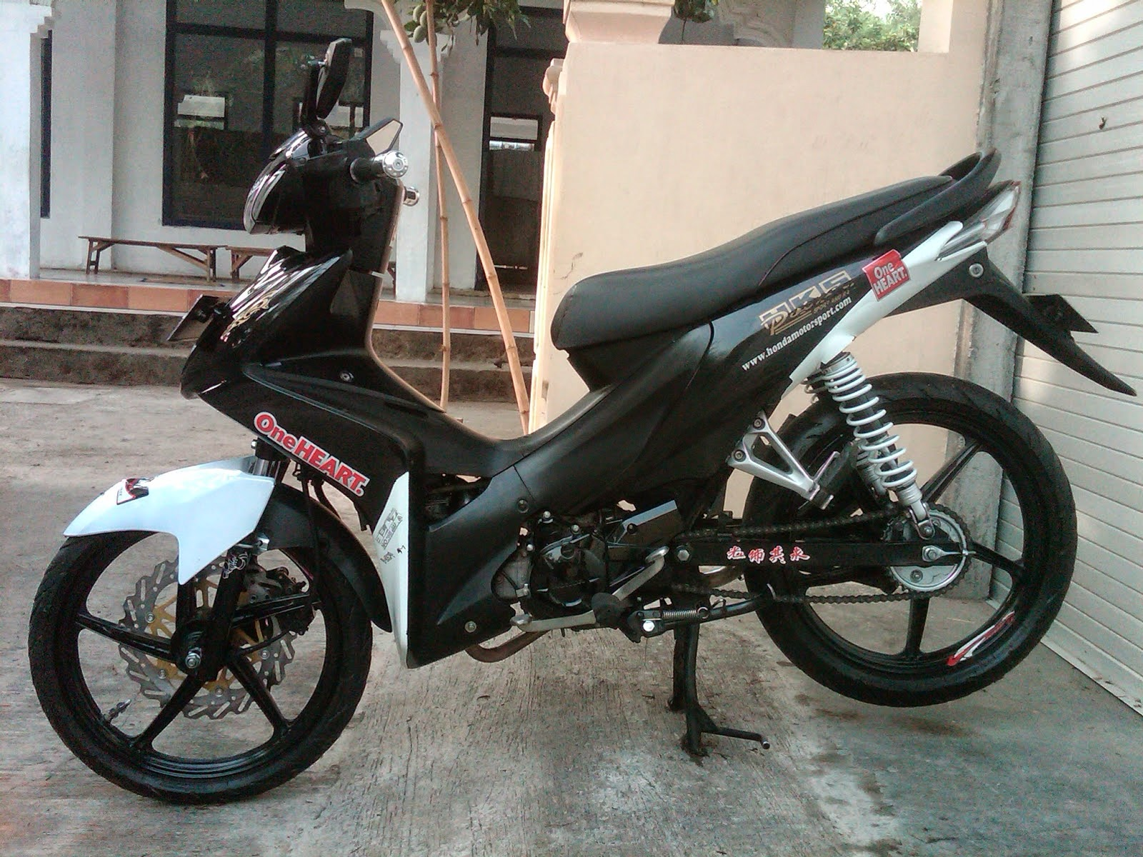 modifikasi absolute revo 110