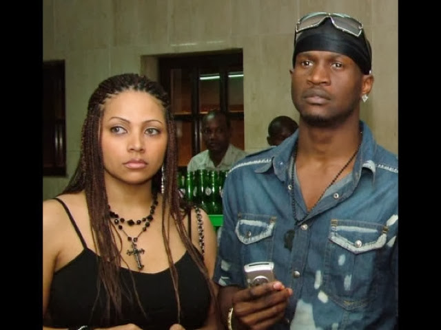 Check-Out Peter Psquare Okoye And Lola's Wedding IV + Access Cards 1