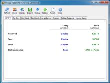 SoftPerfect Networx Screenshot 2