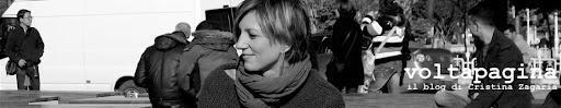 Voltapagina - Il blog di Cristina Zagaria
