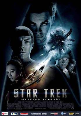Plakat filmu: Star Trek