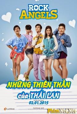 Phim Những Thiên Thần Thái Lan - Rock Angels