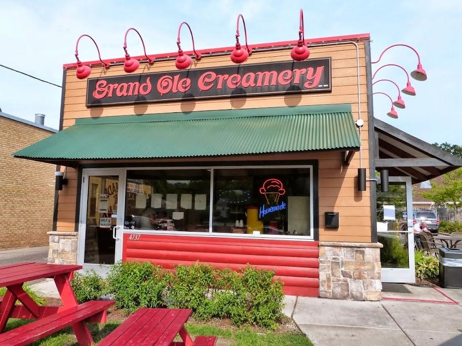 ice cream Minneapolis | Grand Ole Creamery at 4737 Cedar Ave S, Minneapolis, MN