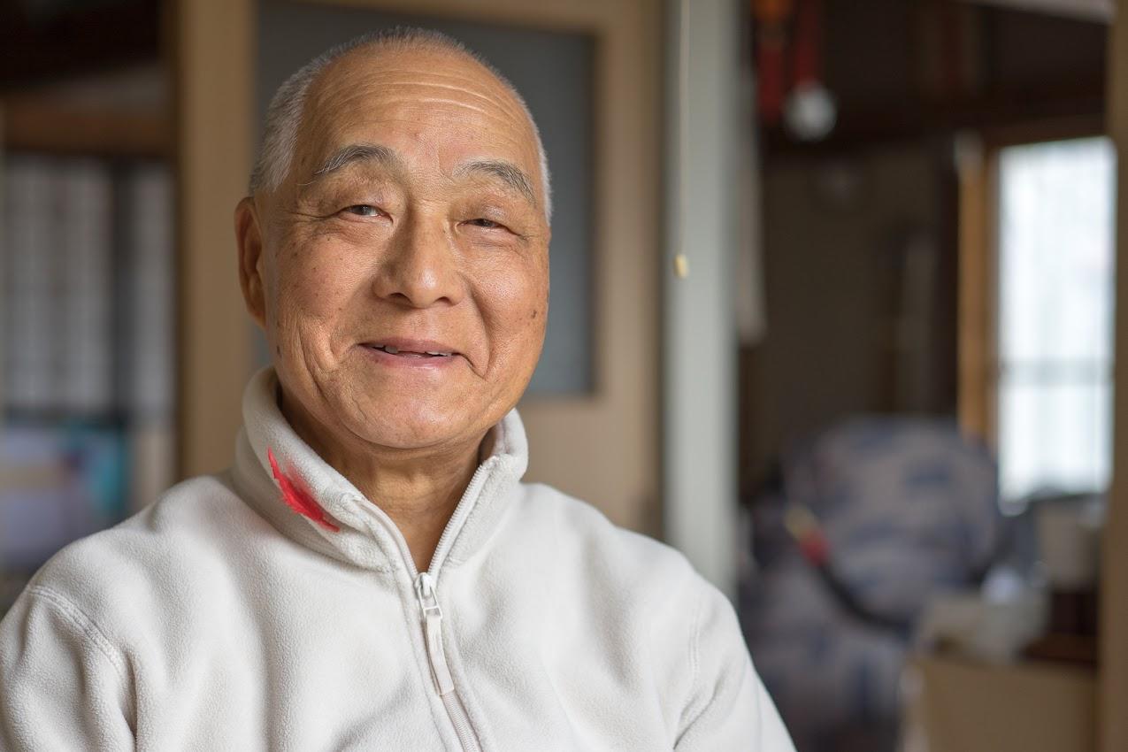 吉田保弘さん