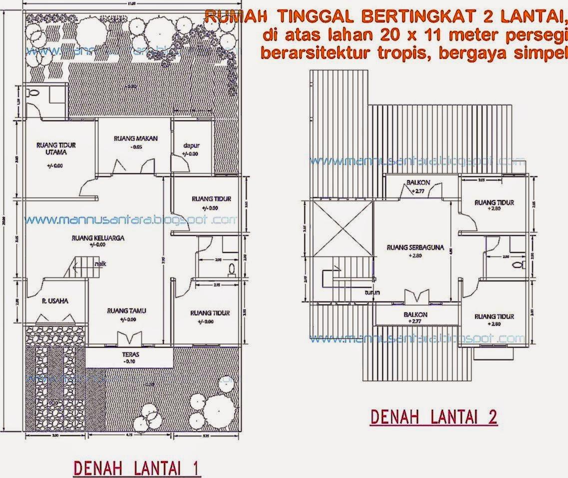 Contoh Karya Jasa Desain Rumah: Gallery Taman Minimalis