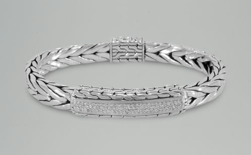 Curious Wallpapers Diamond Bracelet For Men