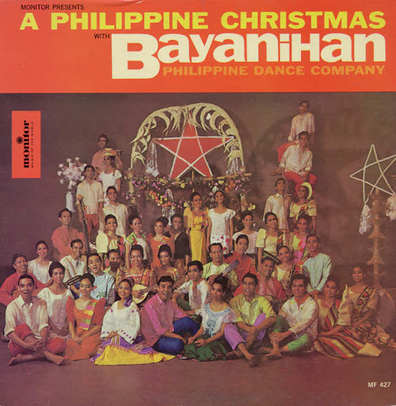 Smithsonian Folkways MON 00427 CCD Christmas in the Philippines