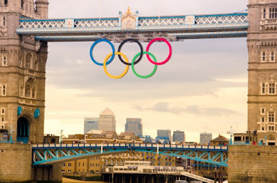 """london olympic bridge"""