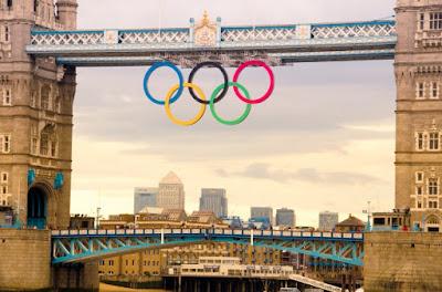 """london olympic bridge"""