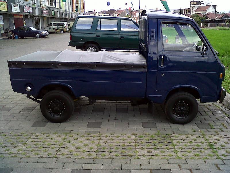Suzuki ST-20 Pick-up 1983 title=