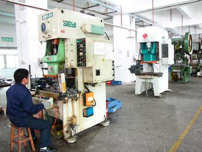 Tuyển 6 nam lao đông làm công việc dập kim loại tại Gunma Nhật Bản