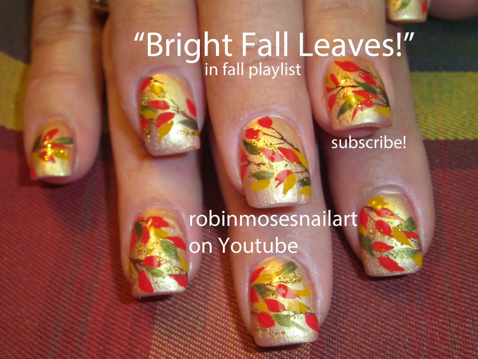 Nail Design: Nail Art Designs For Fall