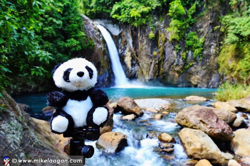 Utazo at Tinago Falls