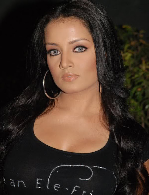 Celina Jaitley Latest Photoshoot for PETA