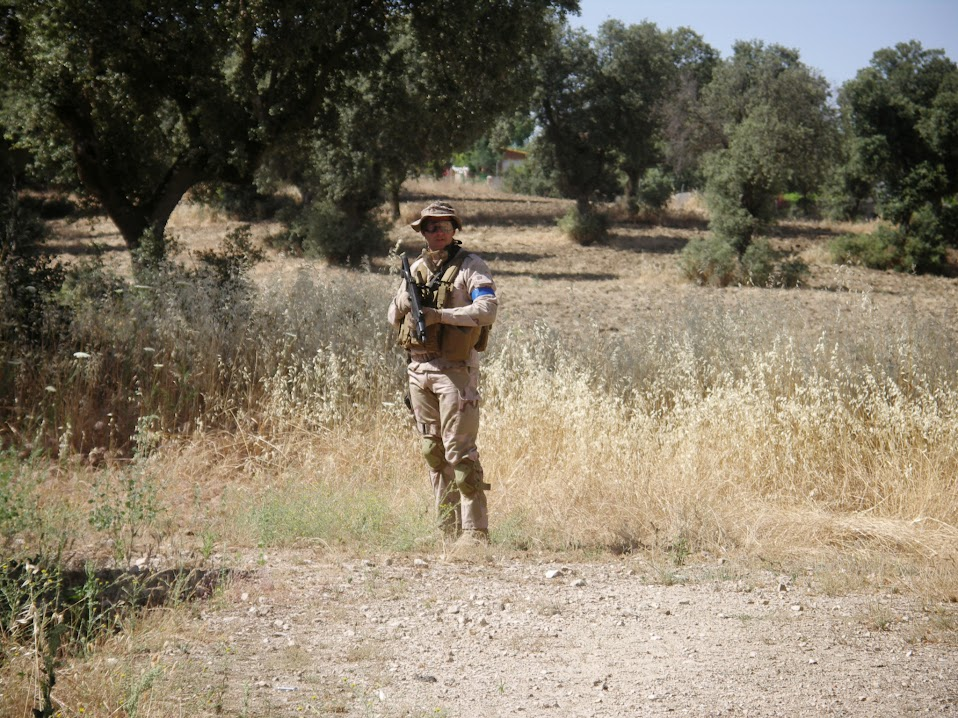 """Fotos de """"THE FINAL WAR"""". La Granja. 23-06-13 PICT0057"""