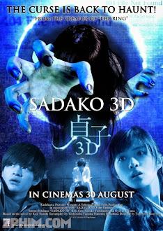 Lời Nguyền - Sadako 3D (2012) Poster