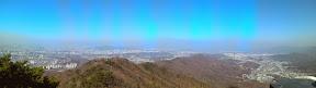 남한산성(마천역통한 등산후, 성곽길 산책)