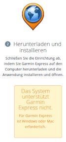 Linux wird nicht unterstützt.