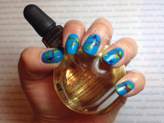 liverpoollashes liverpool lashes nail art pro beauty blogger scouser
