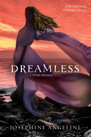 Review: Dreamless by Josephine Angelini