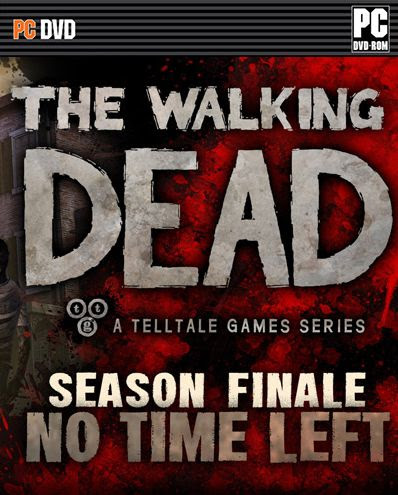 baixar capa The Walking Dead Episode 5 – No Time Left PC