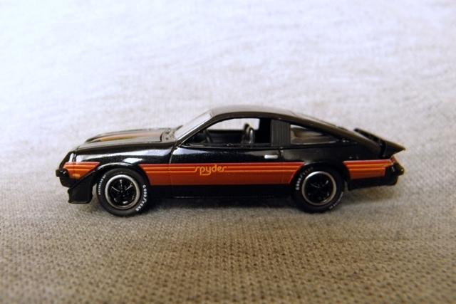 autos en miniatura