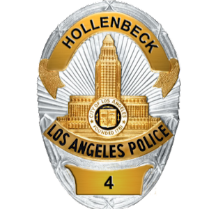 Who is LAPD Hollenbeck?