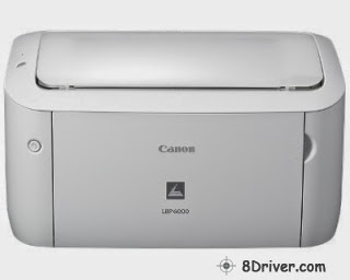 download Canon LBP6000 Lasershot printer's driver