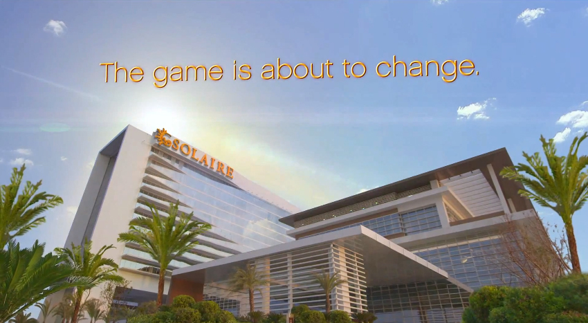 Solaire Resort and Casino TV commercial Video 02-2013-03-02   Solaire Resort and Casino
