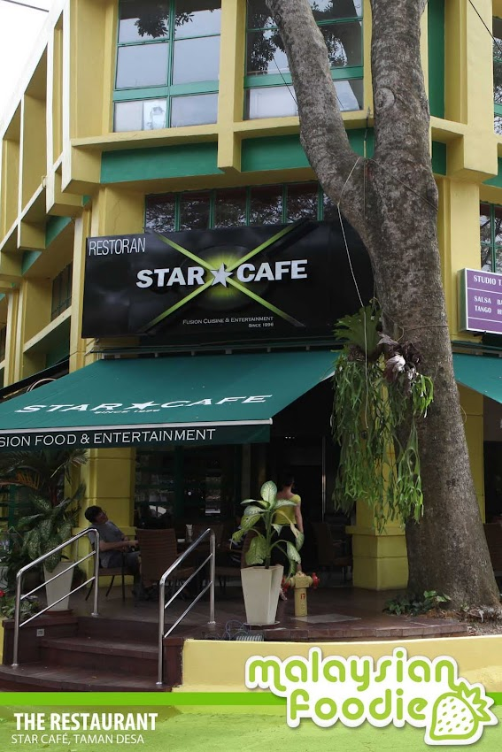 STAR CAFÉ, TAMAN DESA  (INVITED REVIEW)