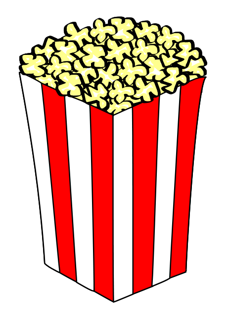 Image result for popcorn clip art with cute sayings