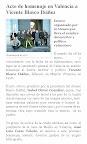 Reseña de la Unión Nacional de Escritores de España