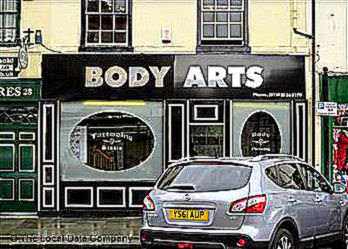Body Arts   Tattoo Artists in Doncaster DN1 1NE