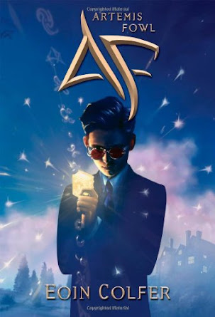 Book Review: Artemis Fowl (Artemis Fowl Series, Book 1), By Eoin Colfer Cover Art