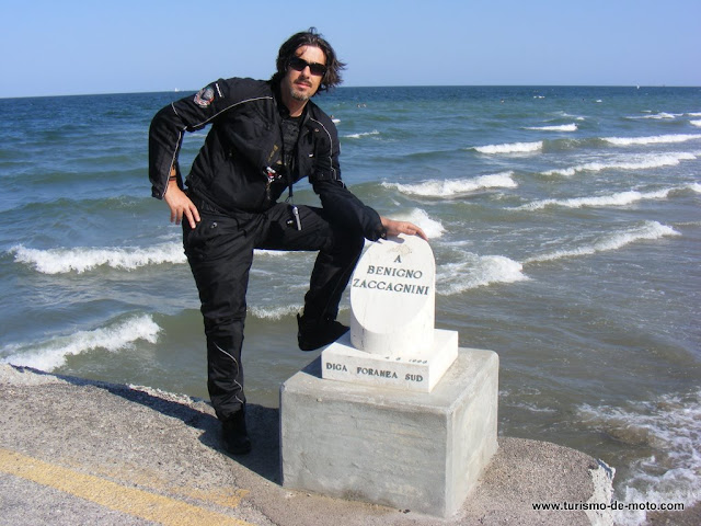 Praia de Ravenna, Marina de Ravenna, Itália