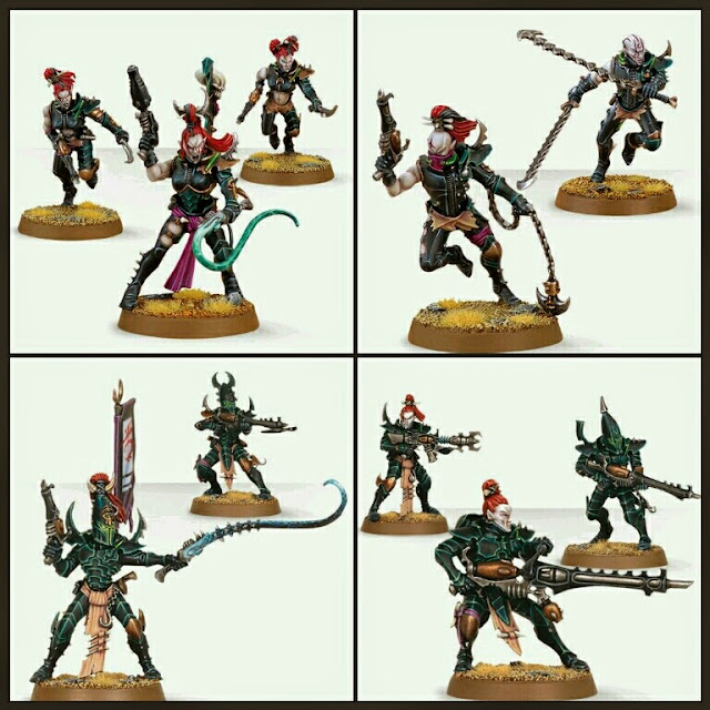 Eldars Oscuros Warhammer 40.000