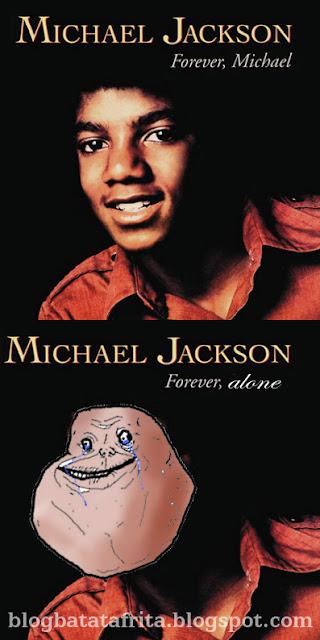 forever alone michael jackson fotos