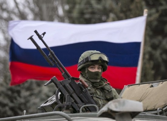 Russia poised to take over Crimea following referendum