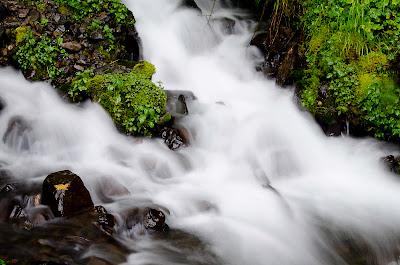 wahkeena cascade