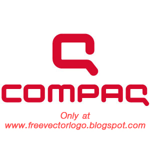 Compaq logo new vector