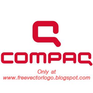 Compaq logo new vector