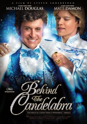 Filme Poster Behind the Candelabra HDTV XviD & RMVB Legendado